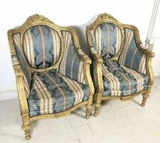 Poltrone e divani d'antiquariato barocco