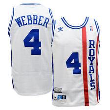 Cincinnati Royals Chris Webber HWC Soul Adidas Swingman Jersey L