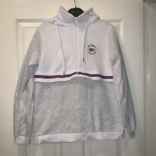 Stussy Hooded Jumper Size 8 Used Condition