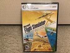 Microsoft Flight Simulator X PC Deluxe Edition 2 Discs & Product Key