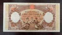 10000 Lire Regine Del Mare - Repubbliche Marinare. Capranesi .05/05/1952 .BB+