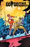 Go Go Power Rangers #14 Comic Book 2018 - Boom