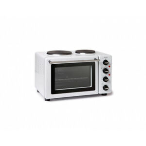 Royale TT29 Table Top Cooker in White