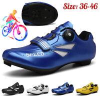 MTB Cycling Shoes Women Road Mountain Bicycle Sneakers Triathlon Racing Shoes