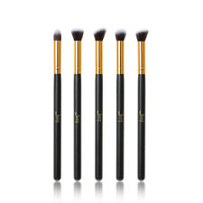 Jessup Gold Makeup Brushes Sets Blending Eyeshadow Foundation Cosmetics Brushes