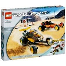 LEGO RACERS 4587 DUEL RACERS MIT PULL BACK MOTOR NEU & OVP!
