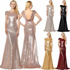 Ladies Short Sleeve Formal Dresses for Women
