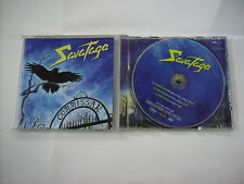 SAVATAGE - COMMISSAR EP - CD EXCELLENT CONDITION 2001