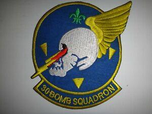 Corée Guerre (1950-1953) États-Unis Air Force 30th Bombardement Escadron Patch