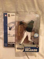 2005 Mcfarlane Baseball Series 10 Carlos Delgado Blue Jays Black Jersey MLB