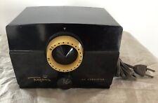 Vintage Regency UHF TV Converter Model RC-53 Mid Century Modern Untested
