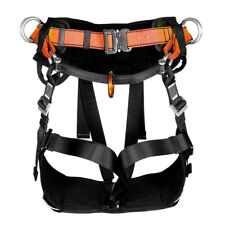 TreeUp TH050 orange Klettergurt Baumpflege Gurt Kletterausrüstung Sicherungsgurt