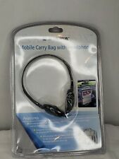 Audiovox Pvs3393 Mobile Carry Bag with Headphones