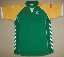 NEW Unworn SOUTH AFRICA Cricket Shirt Top Signed by PAUL HARRIS Mens 2XL
