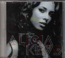 Alicia Keys-Teenage Love Affair Promo cd single