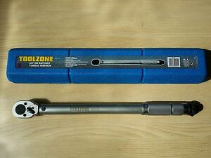 "3/8"" Drive Mechanics Pro Ratchet Torque Wrench for Sockets Wheel Nut Bolt Screw"