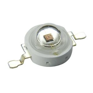 3 Watt HighPower LED 700mA / 3W Chip High-Power Hochleistungs-Emitter 3 W
