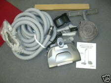 Beam 30 ft Q cleaning set Central Vacuum hose kit  pigtail connection with cord