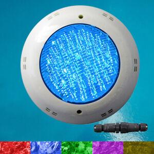 Swimming Pool Spa LED Underwater Light RGB Multi Colour Retro Fit - High Quality