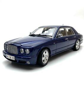 Minichamps Bentley Arnage Luxus Limousine in blau extrem selten !!!, 1:18, W05