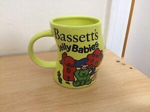 bassetts jelly babies,4 inch wibbly wobbly world mug,