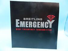 Breiting 2014 Emergency Watch Catalog in Spanish Language