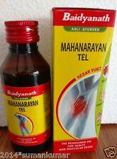 Mahanarayan Herbal Joint Pain Muscular Oil Like Sandhi Sudha Joint Relief 100ml