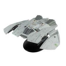 Eaglemoss Battlestar Galactica Cylon Raider Blood and Chrome Diecast Replica New