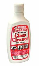 Rutland Hearth & Grill Conditioning Glass Cleaner 8 oz Paste