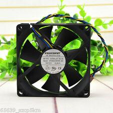 Foxconn PV902512PSPF 92mm x 25mm Cooler Fan for HP DC5700s DC5850 12V 0.40A 4Pin