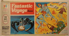 Fantastic Voyage Board Game 1968 Complete Animated TV Series 20th Century Fox