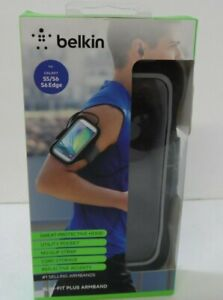 Belkin Slim-Fit Plus Armband With Card Pocket  For Galaxy S5/S6 S6 Edge