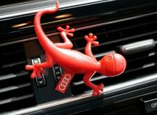 Original Audi Gecko Air Freshener Floral Red Genuine OEM Interior Accessories