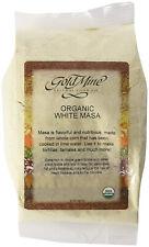 Gold Mine Organic White Masa Harina Corn Flour 5 lbs Exp 7/2021
