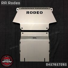 RA Rodeo 3mm Stainless Steel Front & Sump 2 Piece Bash Plate Set