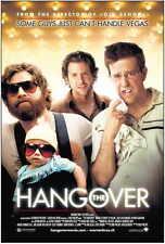 THE HANGOVER Movie POSTER Swiss 27x40 Bradley Cooper Ed Helms Zach Galifianakis