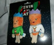 Kevin Carrot & Katie Hanging Christmas Tree Dec's Rudolph Red Nose Reindeer Top