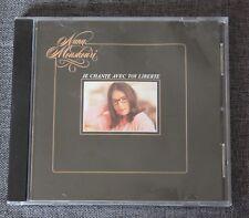 Nana Mouskouri, je chante avec toi liberté, CD