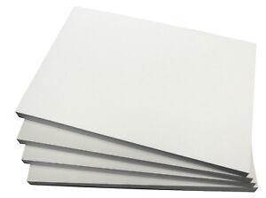 Malblock Zeichenblock Schreibtischunterlage Skizzenblock weiß DIN A3 (22539)