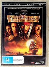 Pirates Of The Caribbean - The Curse Of The Black Pearl (DVD) (Region 4)