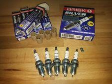 5x Volvo 850 2.3i Turbo y1993-1997 = Brisk YS Lpg,Autogas,Petrol Spark Plugs