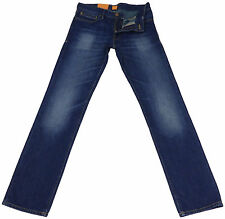 BOSS Orange  Hose Jeans Orange 24 Bercelona fair W31 L34 *NEU*