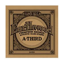Ernie Ball .080 Earthwood Acoustic Bass String 1459 A-Third  single