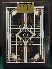 Card Masters Playing Cards by De'vo Gold Gilded Gold Seal New Deck Rare