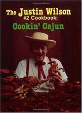 The Justin Wilson #2 Cookbook: Cookin' Cajun-ExLibrary
