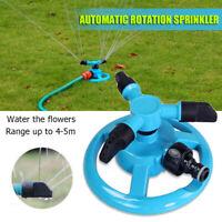 Rasensprenger Blume Kupfer rotierend Sprinkler Wasserspiel Kreisregner Erdspieß