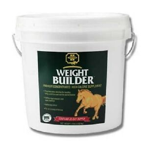 Farnam Weight Builder - 3.6kg - provides extra calories for horses Gain
