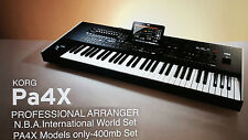 Replacement Keys for Korg PA1xPro 2xPro /& 3xPro