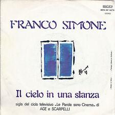 IL CIELO IN UNA STANZA - SARA'!.. =# FRANCO SIMONE