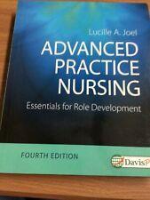 Advanced Practice Nursing - Essentials of Role Development - Lucille Joel